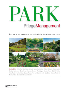 Buch Parkpflegemanagement