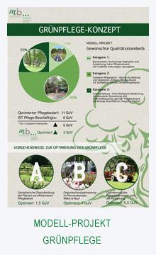 Modellprojekt Grünpflege, mb Grünmanagement