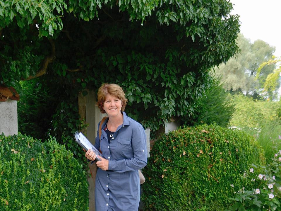 mb Grünmanagement, Monika Böhm, Expertin im Grünflächenmangement